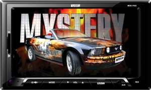 MYSTERY MDD-7005  DVD/MP3/CD\SD ресивер 2DIN