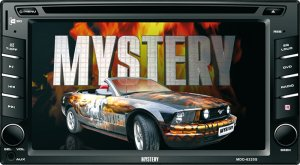 MYSTERY MDD-6220S  DVD/MP3/CD ресивер  2 DIN