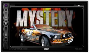MYSTERY MDD-6840S  DVD/MP3/CD\SD ресивер 2 DIN