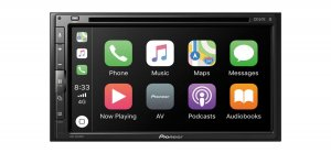 PIONEER AVH-Z5200BT DVD/MP3/CD ресивер  2DIN